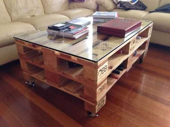Table Basse Palette Qu Est Ce Qu Une Table Basse Palette